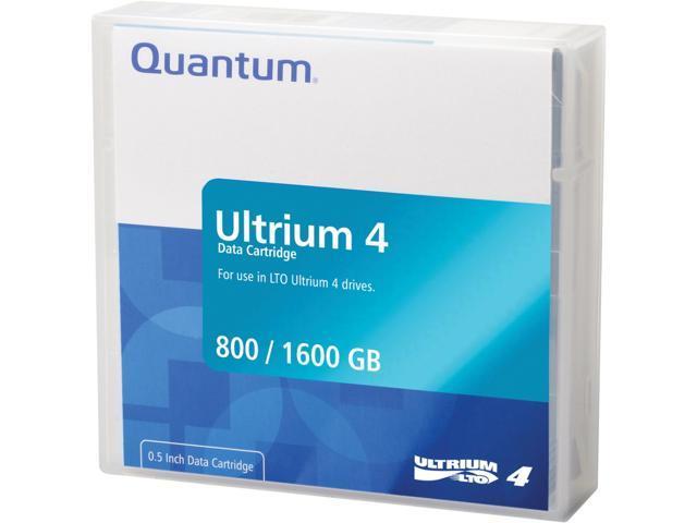 Quantum LTO Ultrium 1 Tape Zip Media