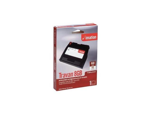 imation 46214 Travan Tape Media