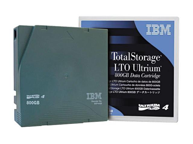 IBM 95P4436 800/1600GB LTO Ultrium 4 Tape Media 1 Pack