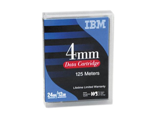 IBM 59H3465 12/24GB DDS-3 4MM 125M Data Tape Media 1 Pack