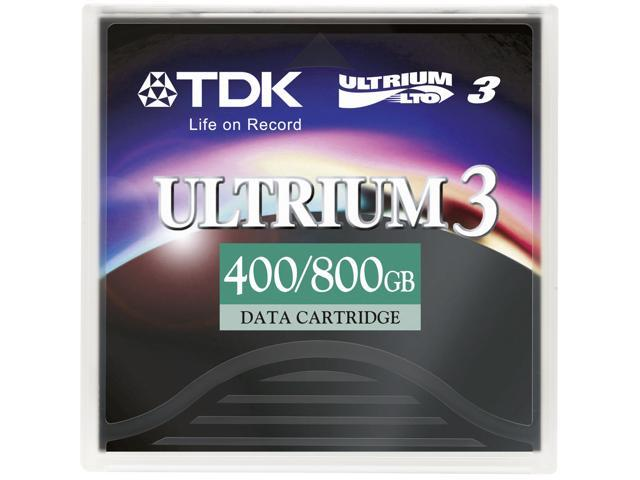 imation 27791 400/800GB LTO Ultrium 3 Data Media 1 Pack