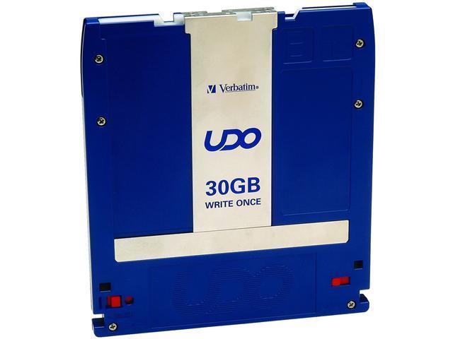 Verbatim 89980 30GB UDO Write-Once Cartridge 1 Pack