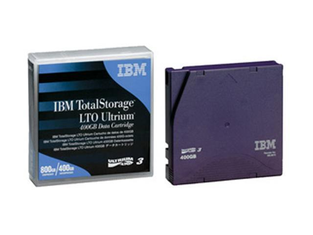IBM 25R0032 LTO Ultrium 3 Tape Cartridge