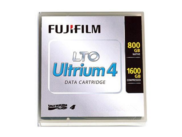 FUJIFILM 130301 800/1600GB LTO Ultrium 4 Tape Media 1 Pack
