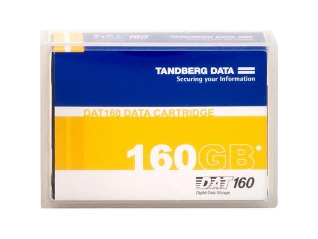 TANDBERG DATA 434005 DAT 160 CLEANING Media 1 Pack