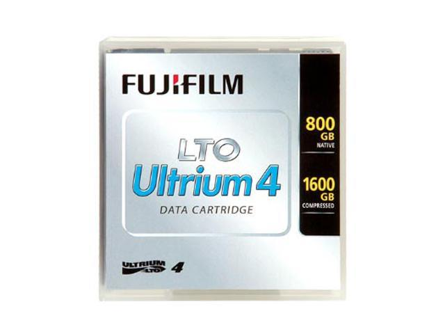 FUJIFILM 15716800 800/1600GB LTO Ultrium 4 Tape Media 1 Pack