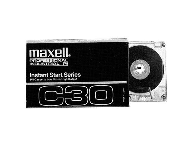 maxell 102811 Communicator Type I Audio Cassette