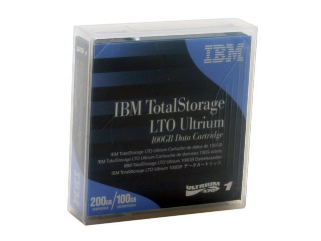 IBM 08L9120 100/200GB LTO Ultrium 1 Data Cardridge 1 Pack