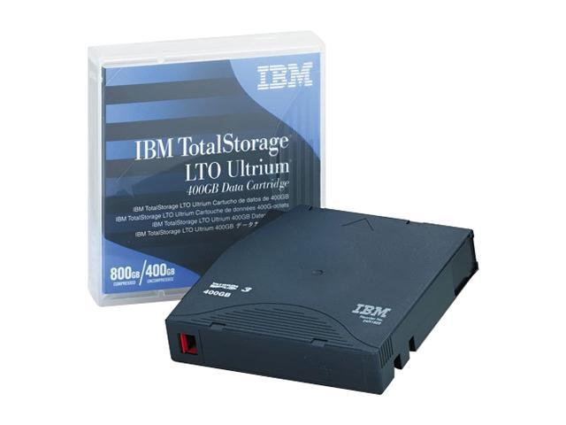 IBM 24R1922 400/800GB LTO Ultrium 3 Data Cardridge 1 Pack
