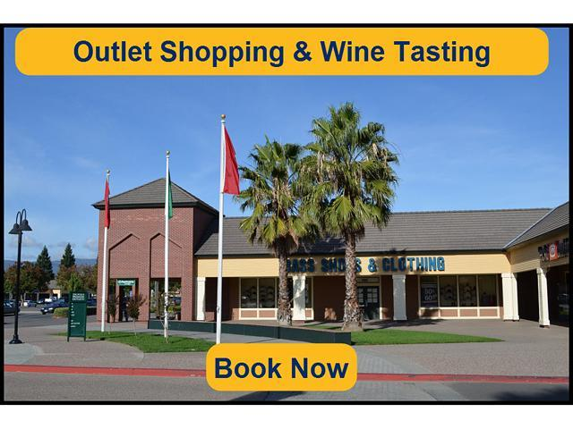 movado vacaville outlet ctau  San Francisco Premium Outlet Shopping & Napa Wine Tasting Tour [E-Ticket]