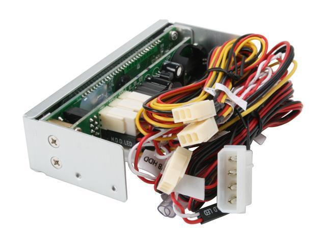"LIAN LI TR-3A 3.5"" LCD thermometer & fan controller"
