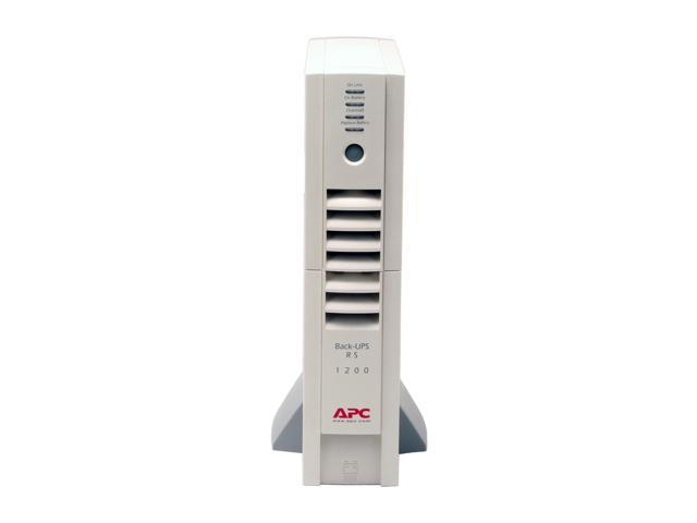 APC BR1200 1200 VA 780 Watts 8 Outlets UPS