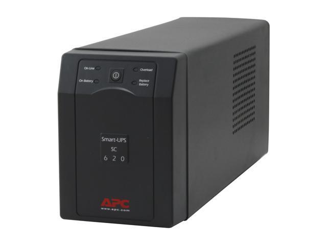 APC SC620 620VA 390 Watts UPS