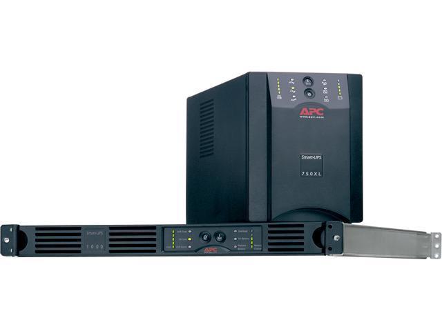 APC SUA1000RM1U 1000VA 640 Watts UPS
