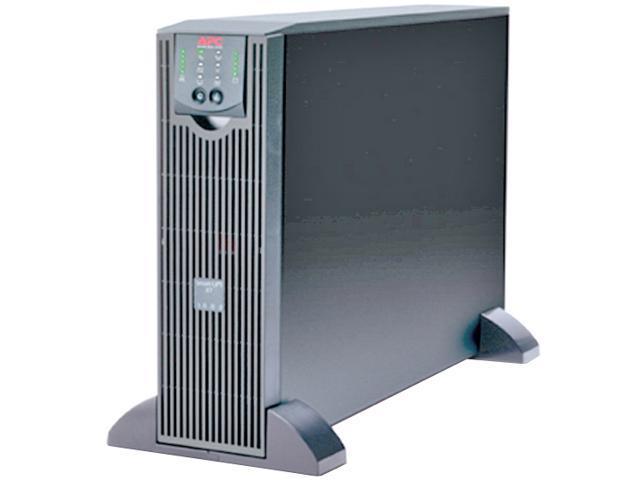 APC SURTA3000XL 3000 VA 2100 Watts SMART-UPS RT 3000VA 120V