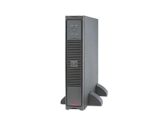 APC SC1000 1000 VA 600 Watts (6) NEMA 5-15R Outlets Smart-UPS SC 1000VA 120V - 2U Rackmount/Tower