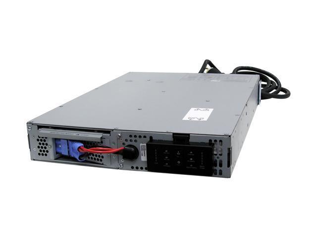 APC SUA3000RM2U 3000 VA 2700 Watts 6 NEMA 5-15R + 2 NEMA 5-20R Outlets Smart-UPS