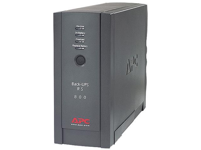 APC BR800BLK 800 VA 540 Watts UPS
