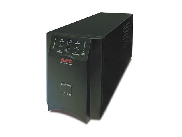 APC SUA1000US Smart-UPS 1000VA USB & Serial 120V NAFTA