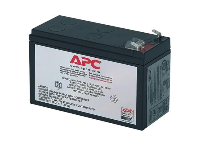 APC RBC17 Replacement Battery Cartridge #17