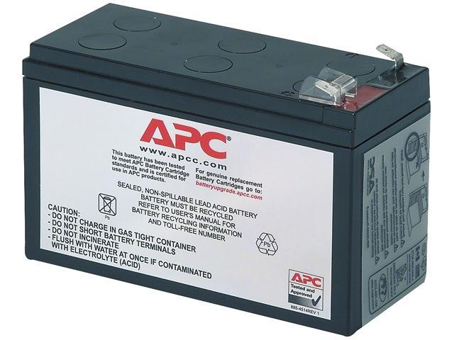 apc rbc40 replacement battery 12v 7ah. Black Bedroom Furniture Sets. Home Design Ideas