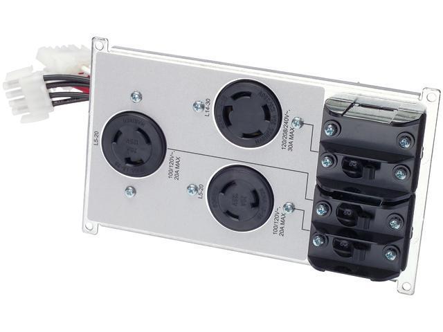 APC SYPD11 Symmetra RM and LX 208/240V Backplate Kit w/(2) L6-30R