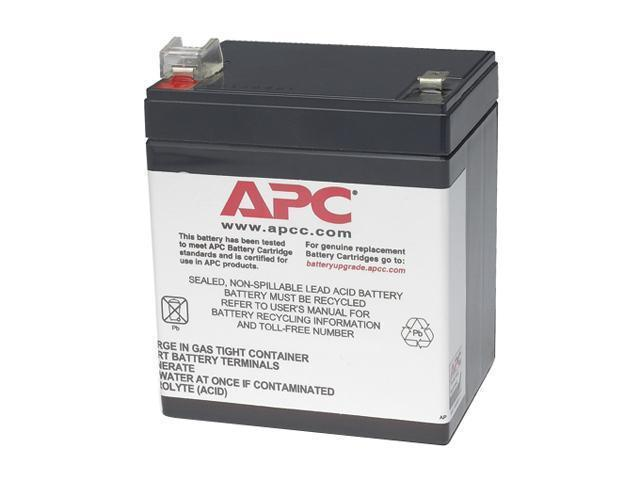 APC RBC45 Replacement Battery Cartridge #45