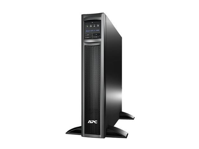 APC SMX1000 1000 VA 800 Watts Smart-UPS X 1000VA Rack/Tower LCD 120V