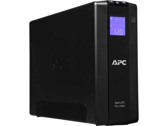 apc br1000g back ups pro 1000va 8 outlet uninterruptible
