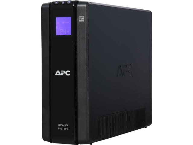 APC BR1500G Back-UPS Pro 1500 VA 10 outlets Uninterruptible Power Supply (UPS)