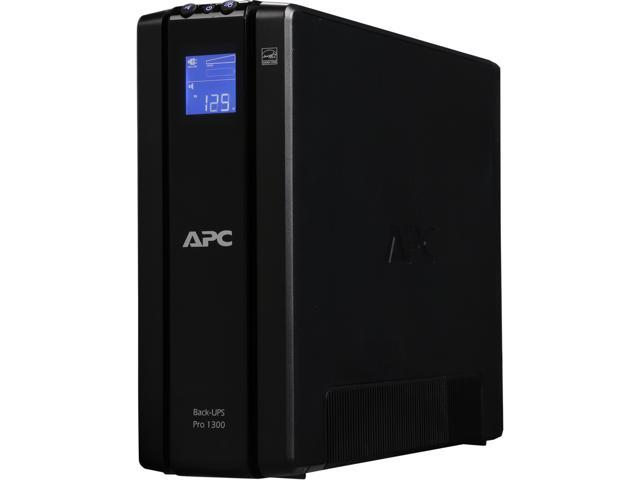 APC BR1300G Back-UPS Pro 1300 VA 10-outlet Uninterruptible Power Supply (UPS)