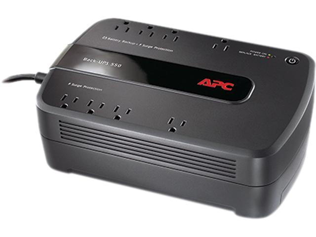 APC BE550G-CN 550 VA 330 Watts UPS
