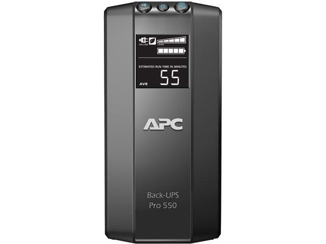 APC BR550GI 550 VA 330 W Back-UPS Tower UPS International Model - 240V