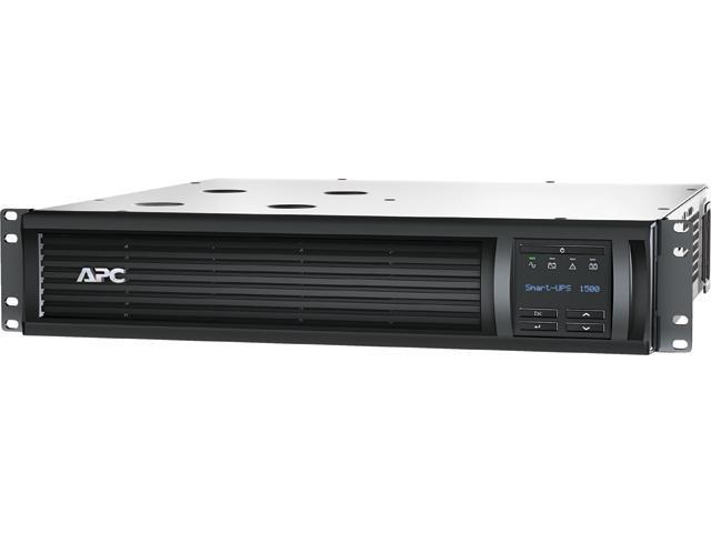 APC SMT1500RM2U 1440 VA 1000 W UPS