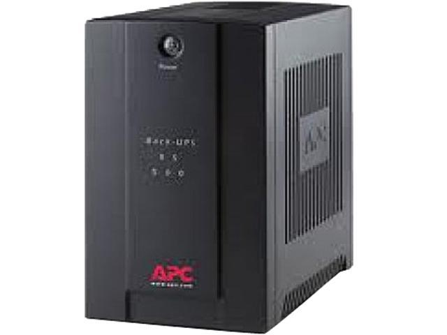 APC Back-UPS RS BR500CI-AS 500 VA Tower UPS European Version - 240V