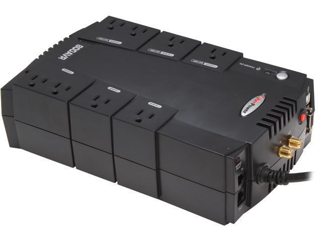 CyberPower CP800AVR 800 VA 450 W UPS