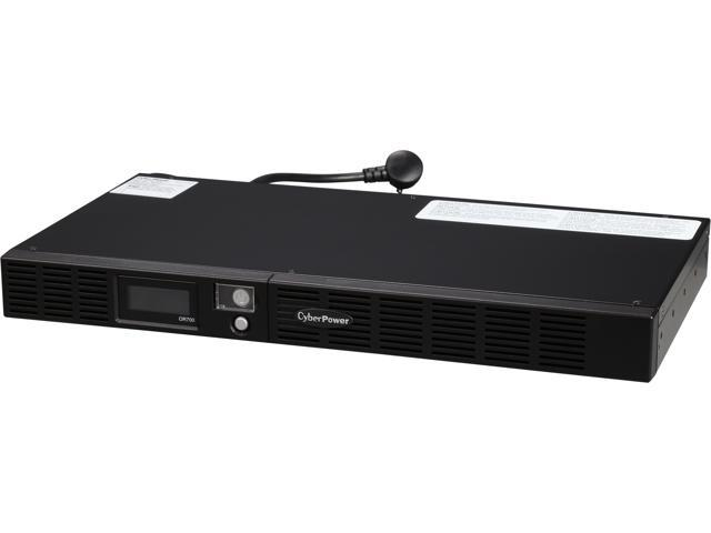 CyberPower OR700LCDRM1U 700VA 400W UPS
