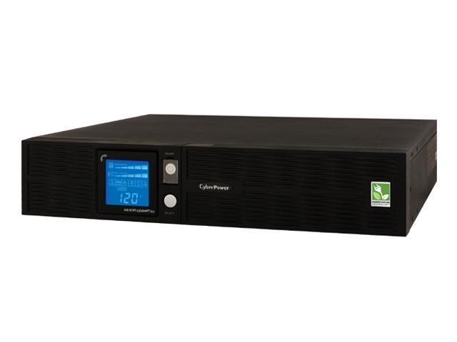 CyberPower PR1000LCDRT2U 1000 VA 700 Watts UPS