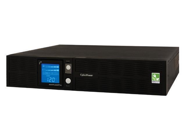 CyberPower PR2200LCDRT2U 2170 VA 1600 Watts UPS