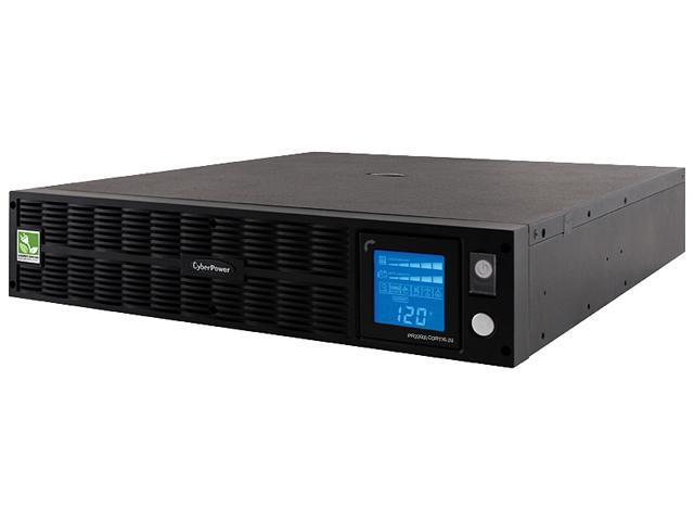 CyberPower PR1000LCDRTXL2Ua 1000 VA 750 Watts UPS