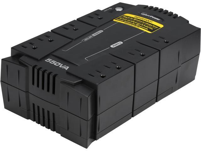 CyberPower CP550SLG 550 VA 330 W UPS