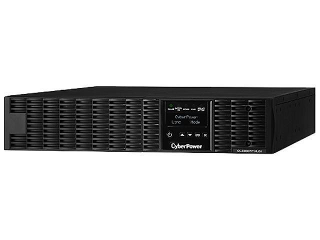 CyberPower Smart App Online OL3000RTXL2U 3000VA 100-125V Pure Sine Wave LCD Rack/Tower UPS