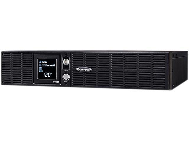 CyberPower OR1500LCDRT2U 1500 VA 900 W Smart App LCD UPS