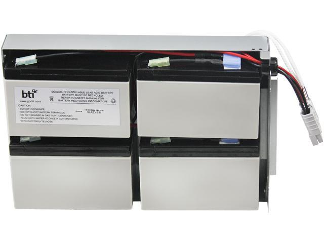 BTI Replacement UPS Battery For APC RBC23