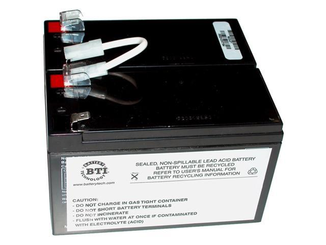 BTI Replacement UPS Battery For APC RBC5