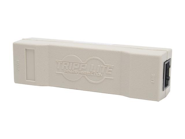 Tripp Lite DNET1 RJ45 Network Surge Suppressor for Network/Phone Lines