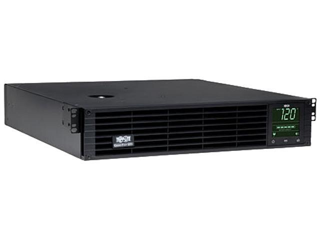 Tripp Lite SMART2600RM2U Smart Pro 2600 VA 2100 Watts 2U Rackmount 9 Outlets Line Interactive Extented Runtime UPS