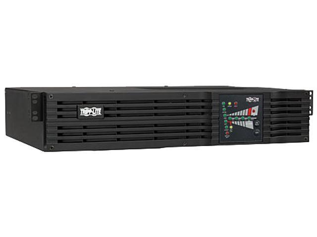 Tripp Lite SU2200RTXL2UA Smart Online 2200 VA 1600 Watts 7 Outlets 2U Rackmount Extended Runtime UPS