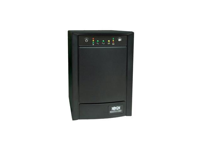 Tripp Lite SMART1500SLT Smart Pro 1500 VA 900 Watts Tower 8 Outlets Line Interactive UPS with SNMP Slot