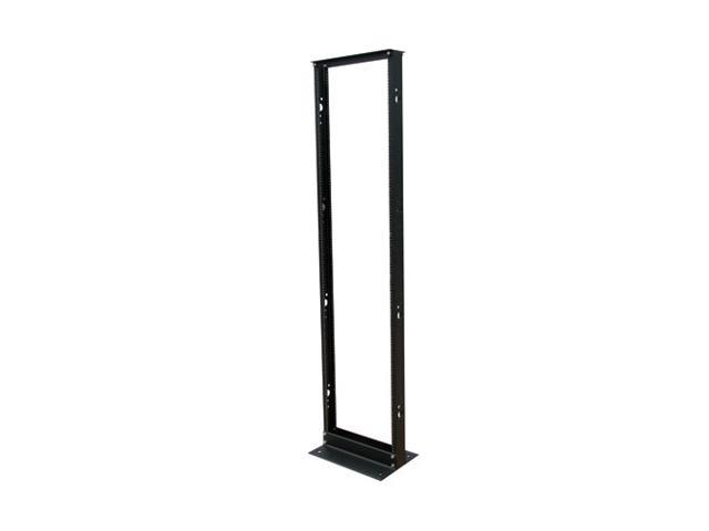 Tripp Lite SR2POST 45U 2-Post SmartRack Open Frame Rack - Organize and Secure Network Rack Equipment